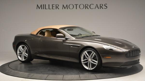 Used 2012 Aston Martin Virage Convertible for sale Sold at Alfa Romeo of Westport in Westport CT 06880 19