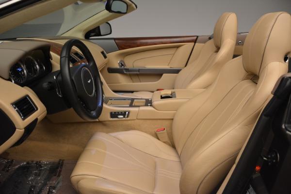 Used 2012 Aston Martin Virage Convertible for sale Sold at Alfa Romeo of Westport in Westport CT 06880 21