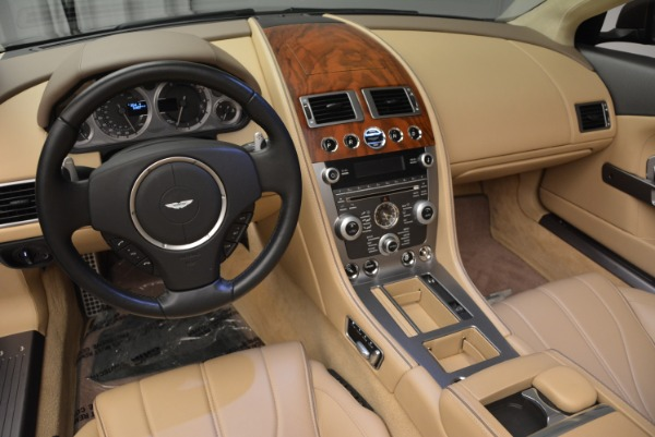 Used 2012 Aston Martin Virage Convertible for sale Sold at Alfa Romeo of Westport in Westport CT 06880 22