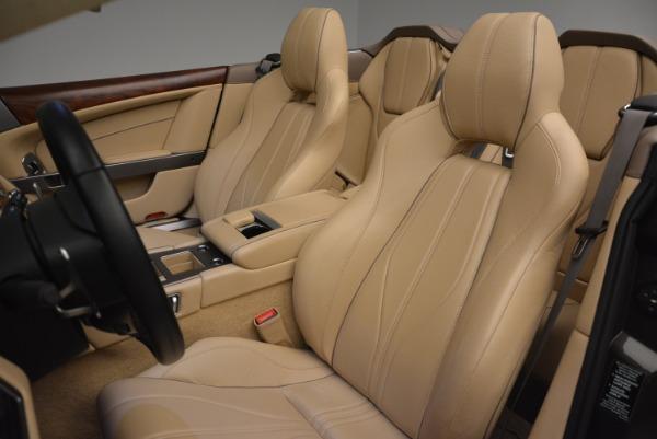 Used 2012 Aston Martin Virage Convertible for sale Sold at Alfa Romeo of Westport in Westport CT 06880 23