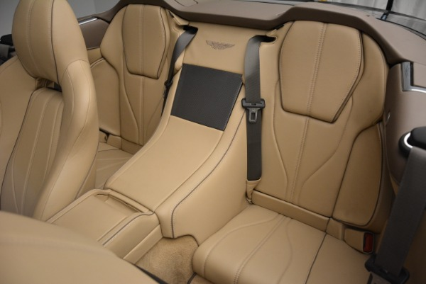 Used 2012 Aston Martin Virage Convertible for sale Sold at Alfa Romeo of Westport in Westport CT 06880 24