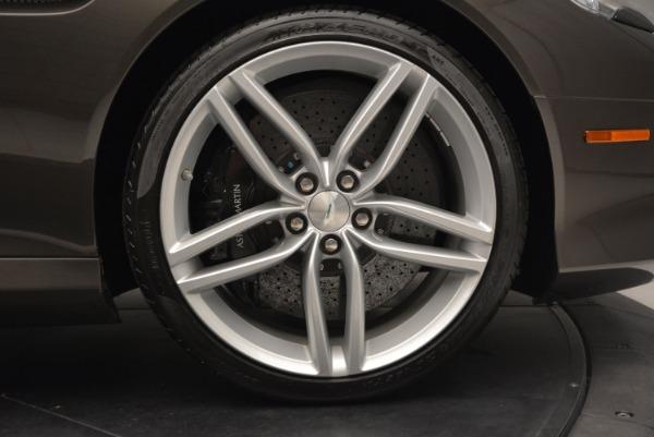 Used 2012 Aston Martin Virage Convertible for sale Sold at Alfa Romeo of Westport in Westport CT 06880 26