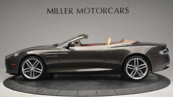 Used 2012 Aston Martin Virage Convertible for sale Sold at Alfa Romeo of Westport in Westport CT 06880 3