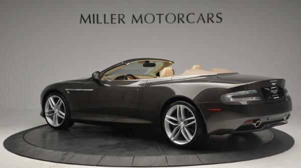 Used 2012 Aston Martin Virage Convertible for sale Sold at Alfa Romeo of Westport in Westport CT 06880 4