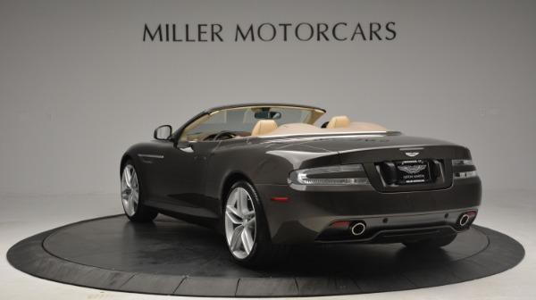 Used 2012 Aston Martin Virage Convertible for sale Sold at Alfa Romeo of Westport in Westport CT 06880 5