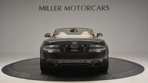 Used 2012 Aston Martin Virage Convertible for sale Sold at Alfa Romeo of Westport in Westport CT 06880 6
