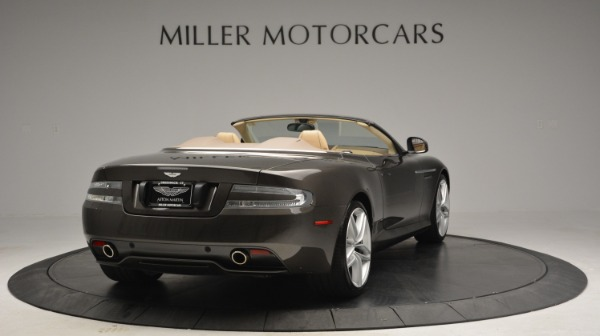 Used 2012 Aston Martin Virage Convertible for sale Sold at Alfa Romeo of Westport in Westport CT 06880 7