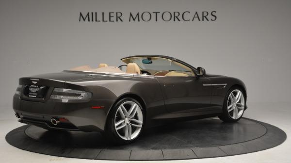 Used 2012 Aston Martin Virage Convertible for sale Sold at Alfa Romeo of Westport in Westport CT 06880 8