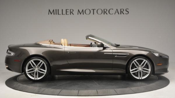 Used 2012 Aston Martin Virage Convertible for sale Sold at Alfa Romeo of Westport in Westport CT 06880 9