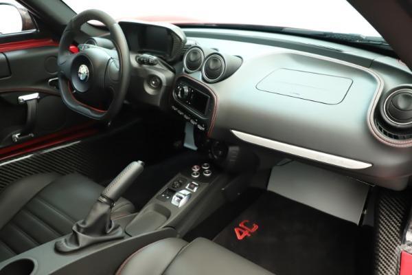 Used 2015 Alfa Romeo 4C for sale Sold at Alfa Romeo of Westport in Westport CT 06880 17