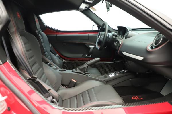 Used 2015 Alfa Romeo 4C for sale Sold at Alfa Romeo of Westport in Westport CT 06880 18
