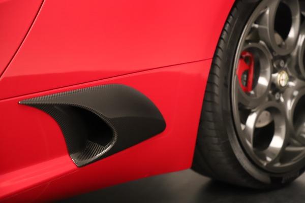 Used 2015 Alfa Romeo 4C for sale Sold at Alfa Romeo of Westport in Westport CT 06880 24