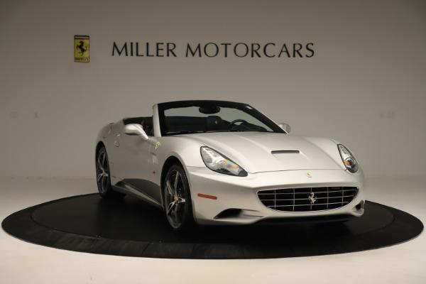 Used 2014 Ferrari California 30 for sale Sold at Alfa Romeo of Westport in Westport CT 06880 11