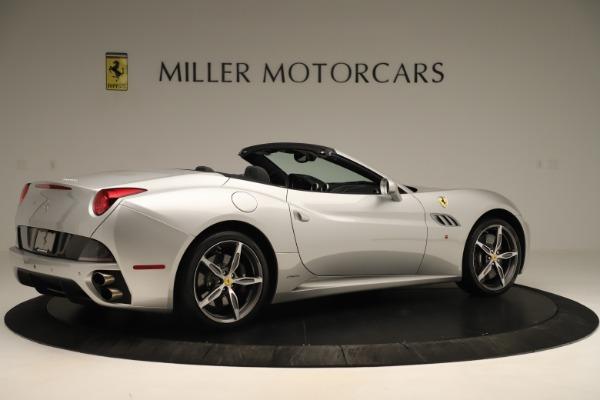 Used 2014 Ferrari California 30 for sale Sold at Alfa Romeo of Westport in Westport CT 06880 8