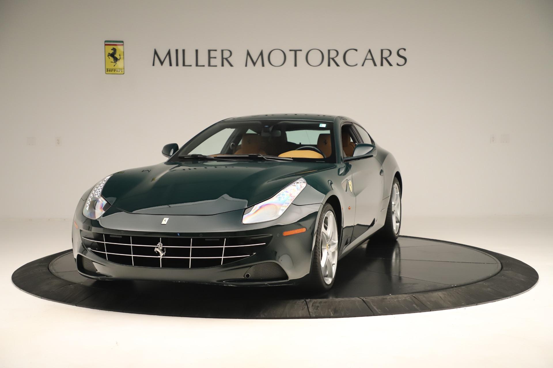 Used 2012 Ferrari FF for sale Sold at Alfa Romeo of Westport in Westport CT 06880 1