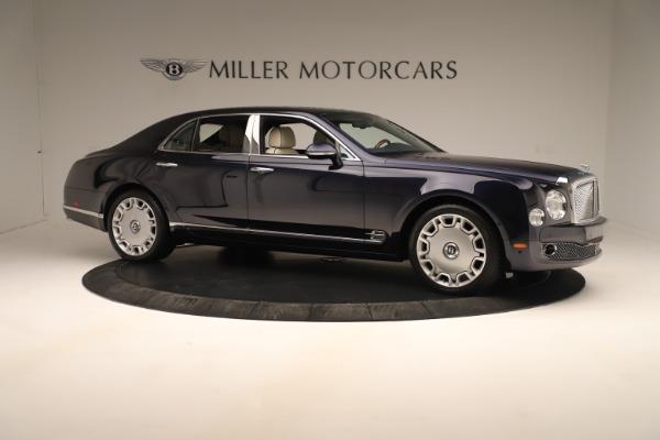 Used 2016 Bentley Mulsanne for sale $149,900 at Alfa Romeo of Westport in Westport CT 06880 10