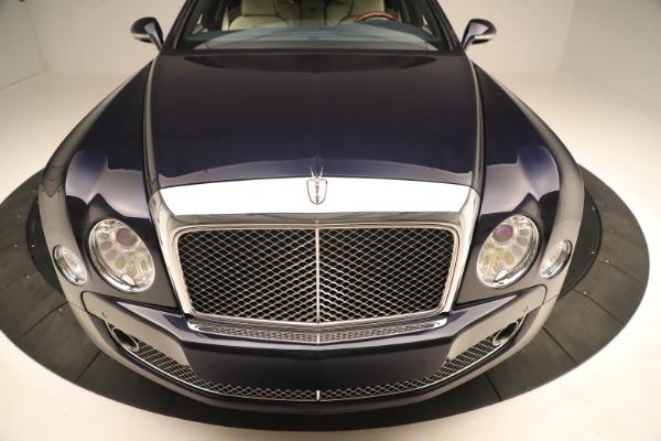 Used 2016 Bentley Mulsanne for sale $149,900 at Alfa Romeo of Westport in Westport CT 06880 13