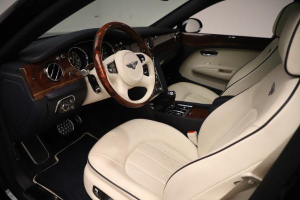 Used 2016 Bentley Mulsanne for sale $149,900 at Alfa Romeo of Westport in Westport CT 06880 17