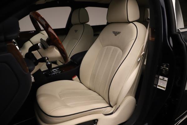 Used 2016 Bentley Mulsanne for sale $149,900 at Alfa Romeo of Westport in Westport CT 06880 19