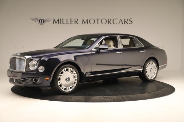Used 2016 Bentley Mulsanne for sale $149,900 at Alfa Romeo of Westport in Westport CT 06880 2