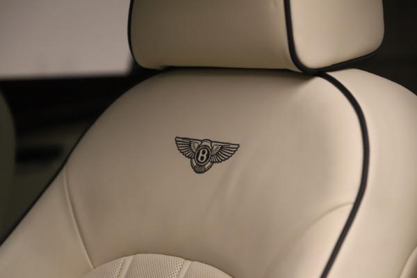 Used 2016 Bentley Mulsanne for sale $149,900 at Alfa Romeo of Westport in Westport CT 06880 20