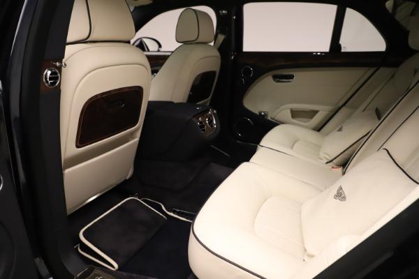 Used 2016 Bentley Mulsanne for sale $149,900 at Alfa Romeo of Westport in Westport CT 06880 21