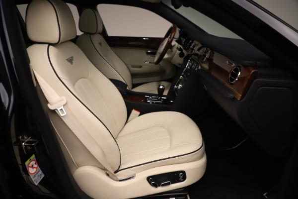 Used 2016 Bentley Mulsanne for sale $149,900 at Alfa Romeo of Westport in Westport CT 06880 26
