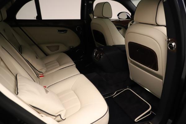 Used 2016 Bentley Mulsanne for sale $149,900 at Alfa Romeo of Westport in Westport CT 06880 28