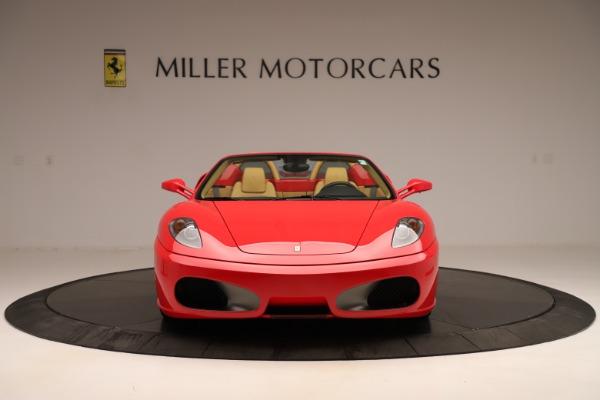 Used 2007 Ferrari F430 F1 Spider for sale Sold at Alfa Romeo of Westport in Westport CT 06880 12