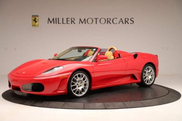 Used 2007 Ferrari F430 F1 Spider for sale Sold at Alfa Romeo of Westport in Westport CT 06880 2