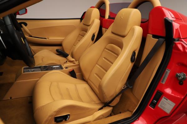 Used 2007 Ferrari F430 F1 Spider for sale Sold at Alfa Romeo of Westport in Westport CT 06880 22