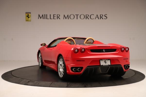 Used 2007 Ferrari F430 F1 Spider for sale Sold at Alfa Romeo of Westport in Westport CT 06880 5