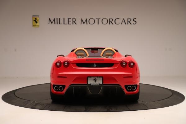 Used 2007 Ferrari F430 F1 Spider for sale Sold at Alfa Romeo of Westport in Westport CT 06880 6