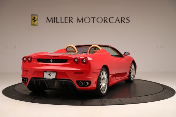Used 2007 Ferrari F430 F1 Spider for sale Sold at Alfa Romeo of Westport in Westport CT 06880 7