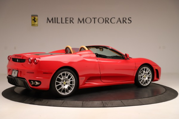 Used 2007 Ferrari F430 F1 Spider for sale Sold at Alfa Romeo of Westport in Westport CT 06880 8