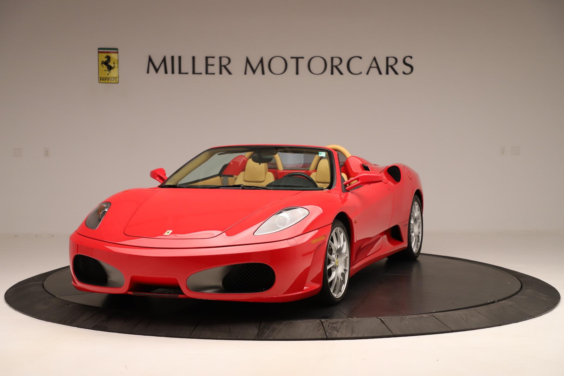 Used 2007 Ferrari F430 F1 Spider for sale Sold at Alfa Romeo of Westport in Westport CT 06880 1