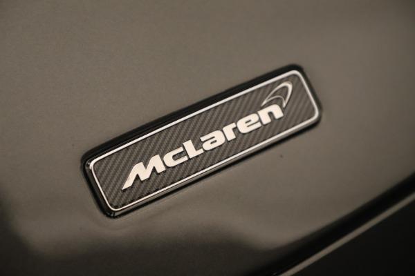 Used 2017 McLaren 570S Coupe for sale Sold at Alfa Romeo of Westport in Westport CT 06880 11