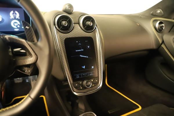Used 2017 McLaren 570S Coupe for sale Sold at Alfa Romeo of Westport in Westport CT 06880 18