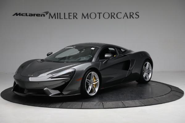 Used 2017 McLaren 570S Coupe for sale Sold at Alfa Romeo of Westport in Westport CT 06880 2