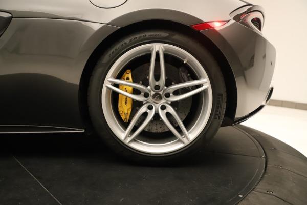 Used 2017 McLaren 570S Coupe for sale Sold at Alfa Romeo of Westport in Westport CT 06880 21