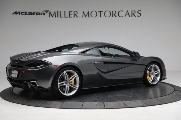 Used 2017 McLaren 570S Coupe for sale Sold at Alfa Romeo of Westport in Westport CT 06880 6
