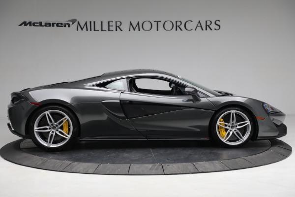 Used 2017 McLaren 570S Coupe for sale Sold at Alfa Romeo of Westport in Westport CT 06880 7