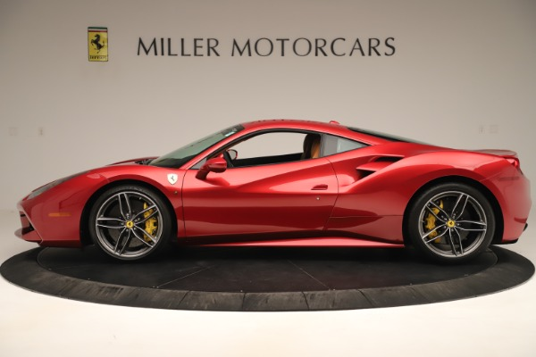 Used 2018 Ferrari 488 GTB for sale Sold at Alfa Romeo of Westport in Westport CT 06880 3