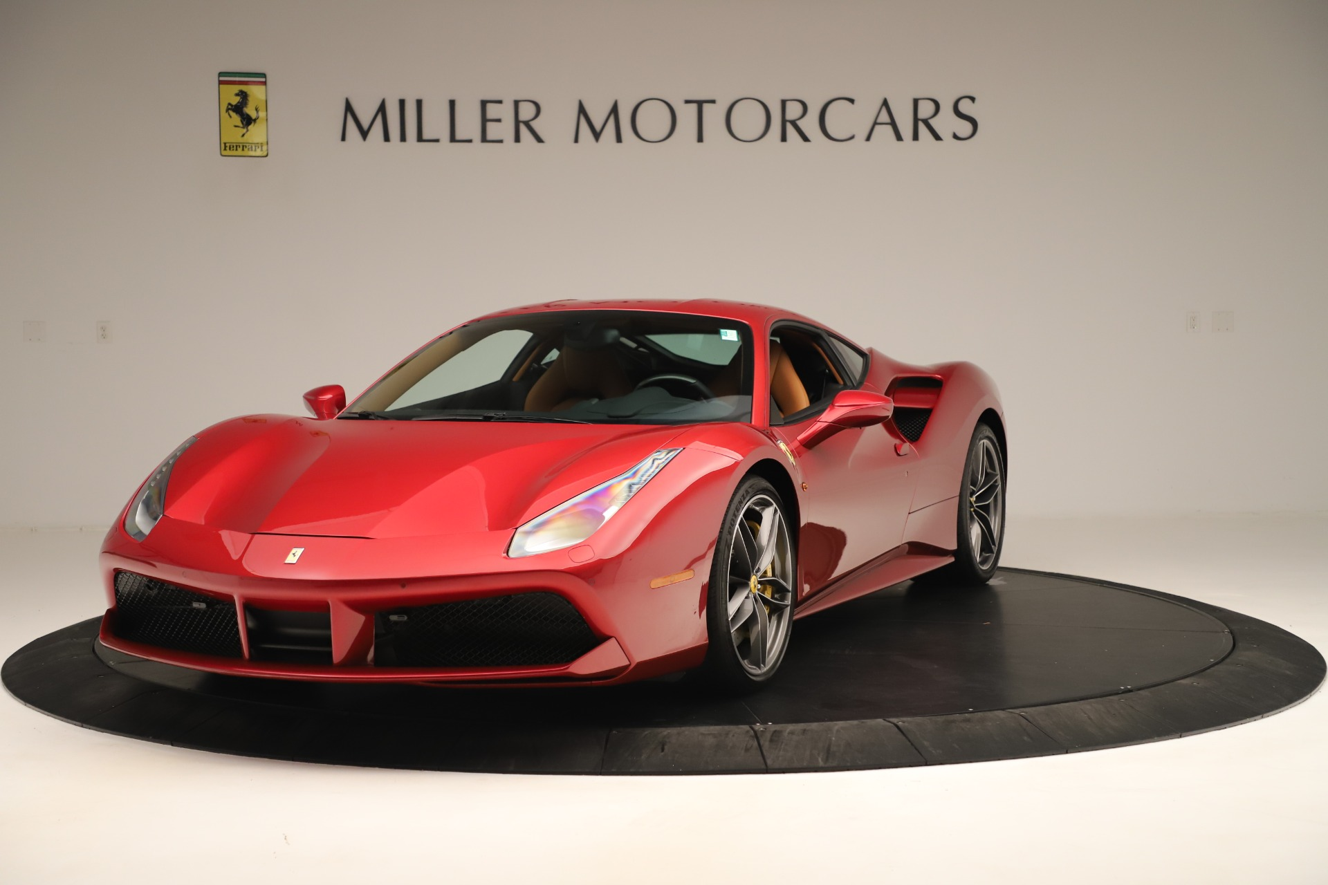 Used 2018 Ferrari 488 GTB for sale Sold at Alfa Romeo of Westport in Westport CT 06880 1