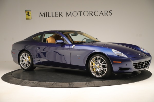 Used 2009 Ferrari 612 Scaglietti OTO for sale Sold at Alfa Romeo of Westport in Westport CT 06880 10