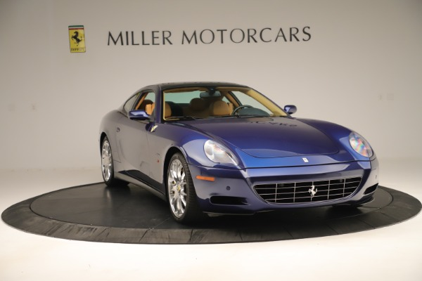 Used 2009 Ferrari 612 Scaglietti OTO for sale Sold at Alfa Romeo of Westport in Westport CT 06880 11
