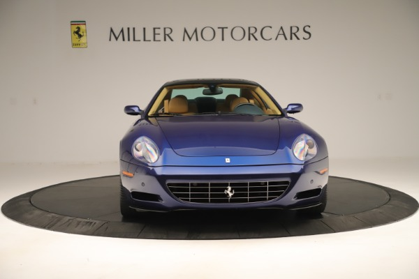 Used 2009 Ferrari 612 Scaglietti OTO for sale Sold at Alfa Romeo of Westport in Westport CT 06880 12
