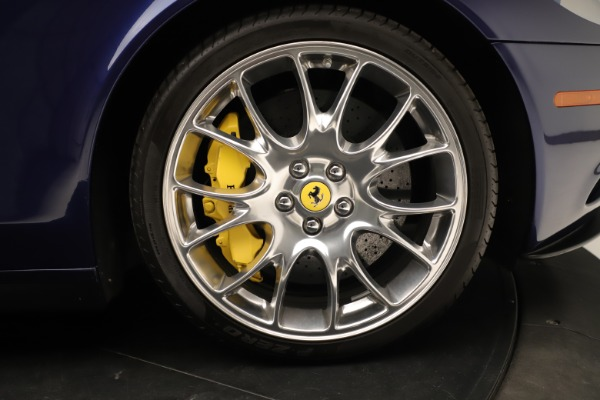 Used 2009 Ferrari 612 Scaglietti OTO for sale Sold at Alfa Romeo of Westport in Westport CT 06880 13