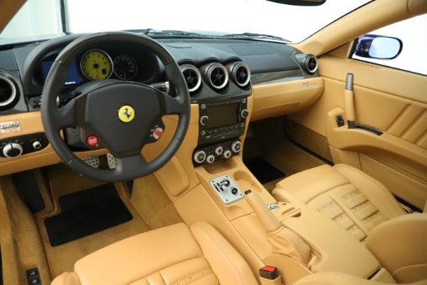 Used 2009 Ferrari 612 Scaglietti OTO for sale Sold at Alfa Romeo of Westport in Westport CT 06880 14
