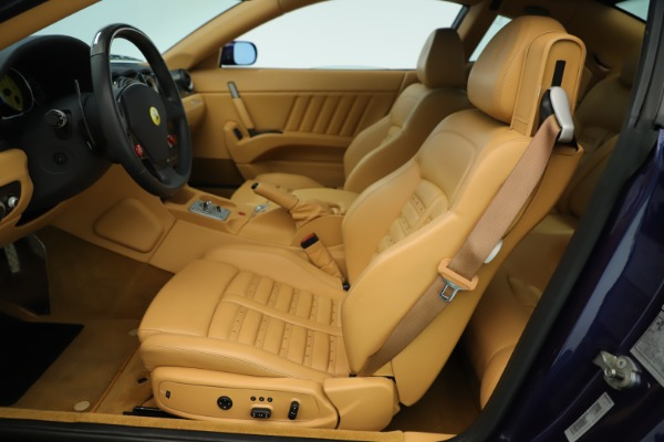Used 2009 Ferrari 612 Scaglietti OTO for sale Sold at Alfa Romeo of Westport in Westport CT 06880 15